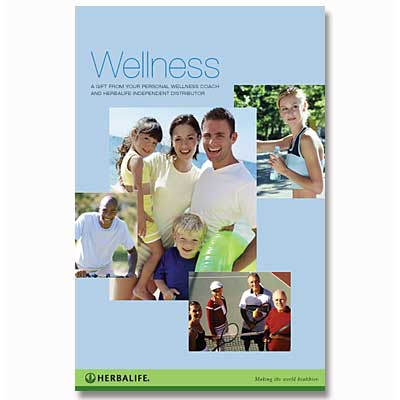 wellness guide booklet