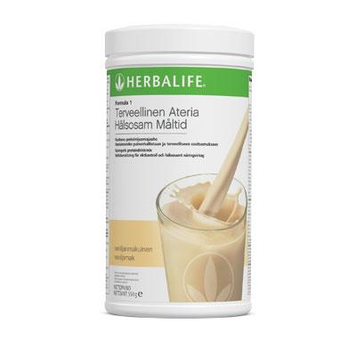 herbalife shake innehåll